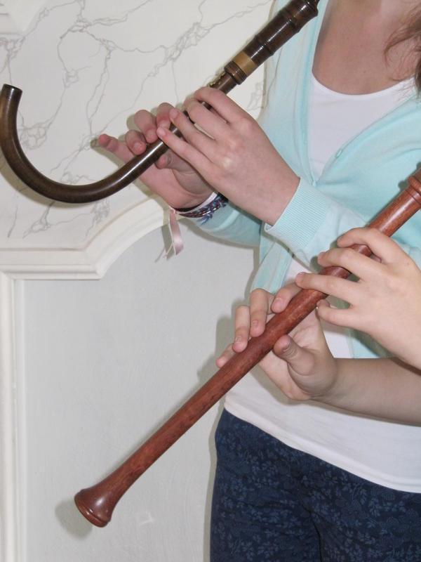 Krummhorn (Ensembles Music du bois)