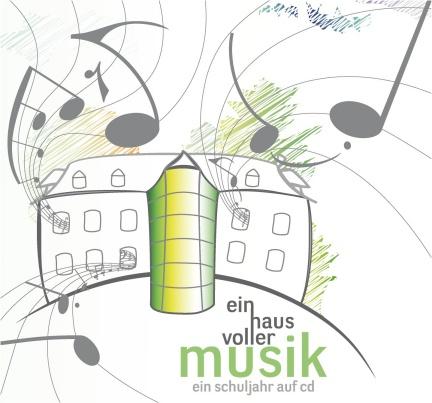 CD-Cover 2008 - Ein Haus voller Musik