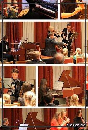 Collage Bach Festival 2015